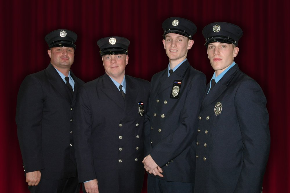 2017 Fire Academy Graduation