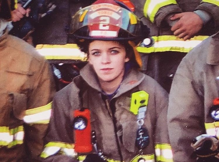 Hawthorne Fire Dept. has its First Female Line Officer
