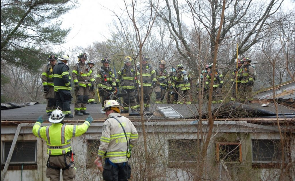 Over 60 Fire Fighters Participated in Live Drill